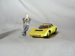 Ghost In The Shell Prize Figure Batou And Car