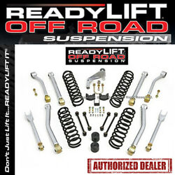 Readylift For Jeep Jk 07-14 Max Flex Off Road Kit 2 And 4 Dr 2/4wd 49-6407