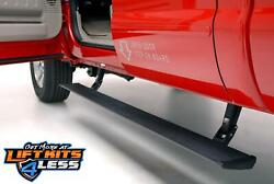 Amp-research Power Step Electric Running Boards For 1999-07 Ford F250 F350 F450