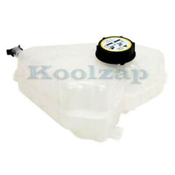 11-17 Fiesta Coolant Recovery Reservoir Overflow Bottle Expansion Tank With Cap