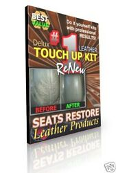 Volvo - Beige Leather Seat Color Seats Restore Touch Up Kits For 850/550/940/960