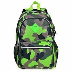 Girl's & Boy's Backpack for Middle School Cute Bookbag Outdoor Daypack