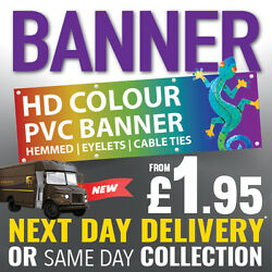Printed Outdoor Sign For Business Parties Birthdays Express Delivery