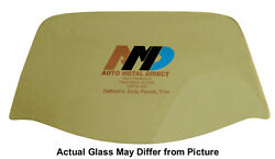 Back Glass - Clear - 70-74 Challenger