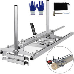 Chainsaw Mill Suits Up To 14and039and039- 36and039and039 Guide Bar Wood Brush Cutter Commercial