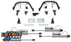 Fabtech K2077dl 10 Multiple Front Shock 2.25 For 2008-2010 Ford F-250/f-350
