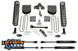 Fabtech K2155m 6 Basic Stealth Shocks For 2011-2013 Ford F-450/f-550 4wd
