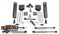 Fabtech K2155dl 6 Basic Sys Dlss Shocks For 2011-2013 Ford F-450/f-550 4wd