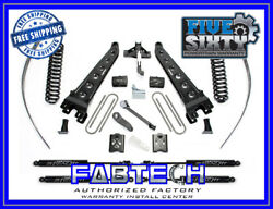 Fabtech K20151m 8 Radius Arm System W/ Stealth Shock For 05-07 F250 4wd