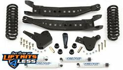 Fabtech K2061-6.0 6 Performance W/performance Shocks For 05-07 Ford F250 2wd