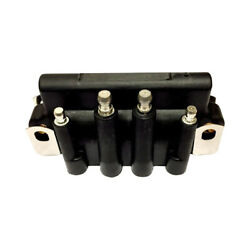 Dual Plug Wire Ignition Coil For Johnson Evinrude Omc 583740 0583740 18-5170