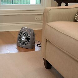 Space Heater Electric Portable 1500W Blower Fan Safety Features Office Bedroom