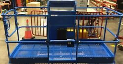Genie 1272304gt Oem Replacement 8 Ft Man Basket - Free Freight
