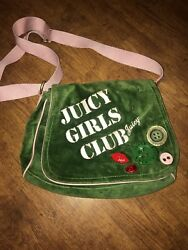 Juicy Couture Over The Shoulder Bag $60.00