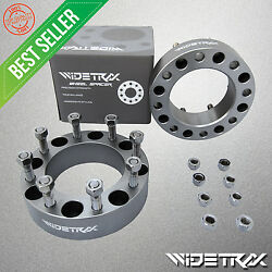 4pc Widetrax 1.5 Wheel Spacers 8x170 8x6.69 14x1.5 125mm For Ford F250 F350
