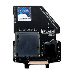Iflash Solo Sd Adapter Ipod 5g 6g 7g Video Classic Install 1x Sd/sdhc/sdxc Card