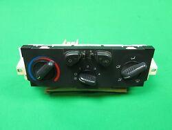 2004-2012 CHEVROLET COLORADO GMC CANYON AC HEATER CLIMATE CONTROL 15221922 USED