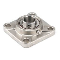 3/4 Bore Sucsf 204-12 Premium Stainless Steel 4 -bolt Flange Units Sucf204-12