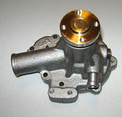 Water Pump For Ford Compact Tractor 1720 1920 2120 3415 Sba145017780 No Gasket