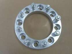 4 Wheel Adapter 8x170mm To 8x170mm Cb 125mm Thickness 1.25   M14x2