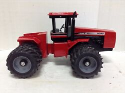 Case Ih 9390 Steiger Autographed Toy Tractor Collector Edition 1/16 Fg-zsm742