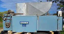 Weather Rite 4000 CFM Direct Fired Natural Gas Air Makeup Indoor Control Box