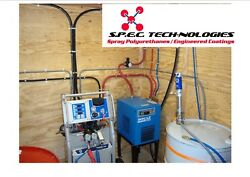 SPRAY FOAM EQUIPMENT RIG MACHINE  DON'T BUY ANYTHING UNTIL YOU READ THIS!