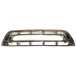 Grille Assembly All Chrome 57 Chevrolet 2nd Series Pick-up