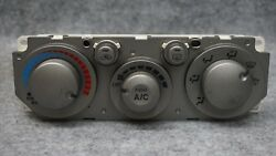 2004-2005 Mitsubishi Endeavor AC climate control switch