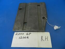 Yamaha 1200r Trim Tabs Ride Plate Side Step R.h. Right Hand Gp 2000