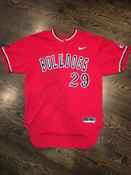 Game Worn Fresno State Bulldogs Jersey Used #29 New York NY Yankees AARON JUDGE