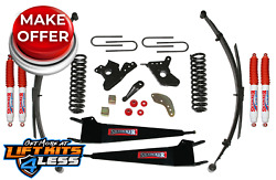 Skyjacker 284bks-an 6 Lift Kit W/nitro Shocks For 1980-1996 Ford Bronco 4x4