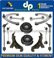Porsche Cayenne Control Arm Ball Joints Tie Rods Strut Mount Suspension Kit 12
