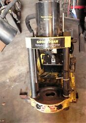 Goodyear Perma-crimp Pc150 Hydraulic Hose And Fittings Crimper Used. Pc150-2-019