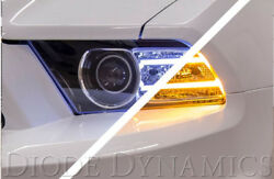 Diode Dynamics 2013-2014 Ford Mustang Switchback Running Light LED Boards