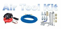 Air tool kit air compressor air hose accessories inflation nozzles male coupling