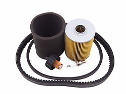 Yamaha G2g9g11 Gas Golf Cart Tune Up Kit With Fuel Filter Drive And Starter Belt