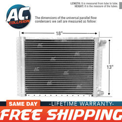Climaparts Cnfp1318 A/c Universal Condenser Parallel Flow 13 X 18 O-ring 6 8