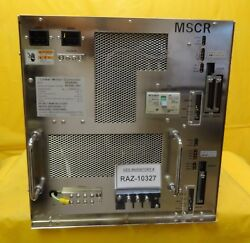 Nikon 4S588-065 Linear Motor Controller MSCR SPA454D NSR System Used Working