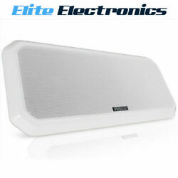 Fusion Rv-fs402w All-in-one Shallow Mount Speaker System White