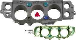 1971-72 Monte Carlo Instrument Housing - Ss - 3 Pieces - 71-72