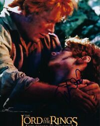 Gfa Lord Of The Rings Elijah Wood Signed Autograph 8x10 Photo Mh3 Coa