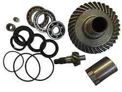 Honda Trx300 300 Fourtrax Rear Differential Ring And Pinion Gear Plus Kit 88-00