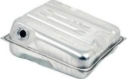 1970 Challenger 18 Gallon Fuel Tank - Stainless Steel No Vent Tubes