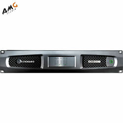 Crown Audio Dci 4/300 Drivecore Install Analog Series 4-channel Amplifier 300 W