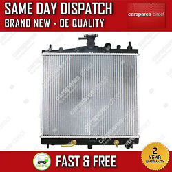MANUAL / AUTOMATIC RADIATOR FIT FOR A NISSAN NOTE (E11) 1.6 2006