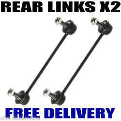 Fits Mazda 626 97-03 Rear Left And Right Anti Roll Bar Stabiliser Drop Links Pair