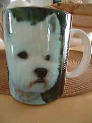 West Highland White Westie Terrier Coffee Tea Mug