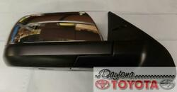 Oem Toyota Sequoia Platinum Outer Rear View Mirror 87910-0c320 Passenger Side