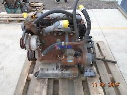 Mercedes Benz Om-636 Early Engine Complete Mechanics Special Non Running Core